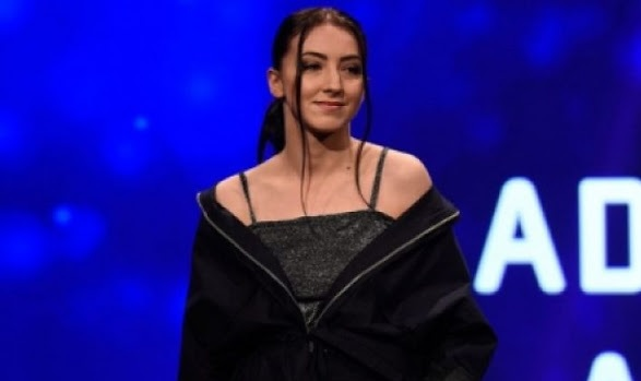 Adrijana Krasniqi - the Albanian that may represent Sweden in Eurovision Song Contest