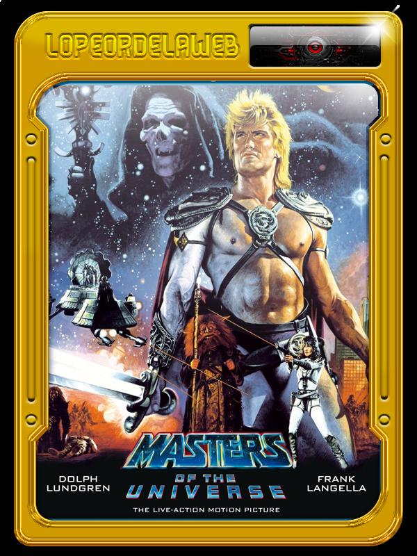 Masters of the Universe | He-Man (1987) 720p-Dual-Mega