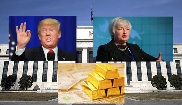 Donald Trump invertir en oro