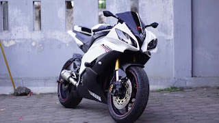 Jual Moge Yamaha R6 Tahun 2012