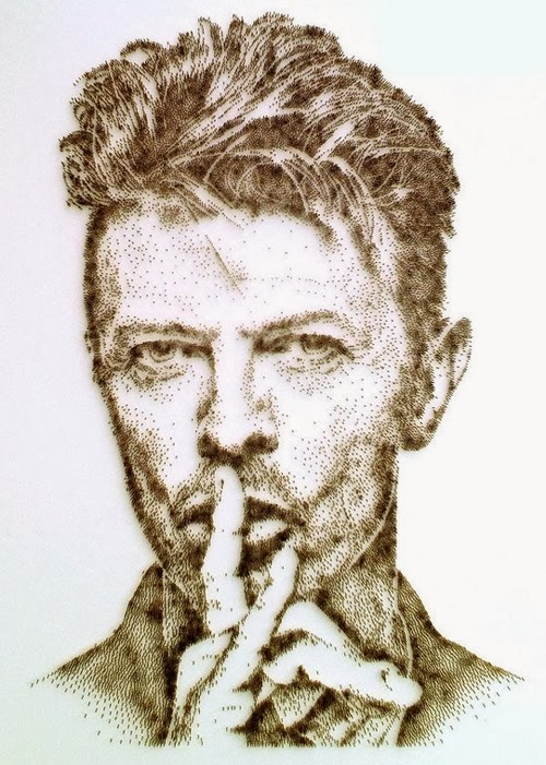03-David-Bowie-David-Foster-Stippling-Art-with-Nails-www-designstack-co