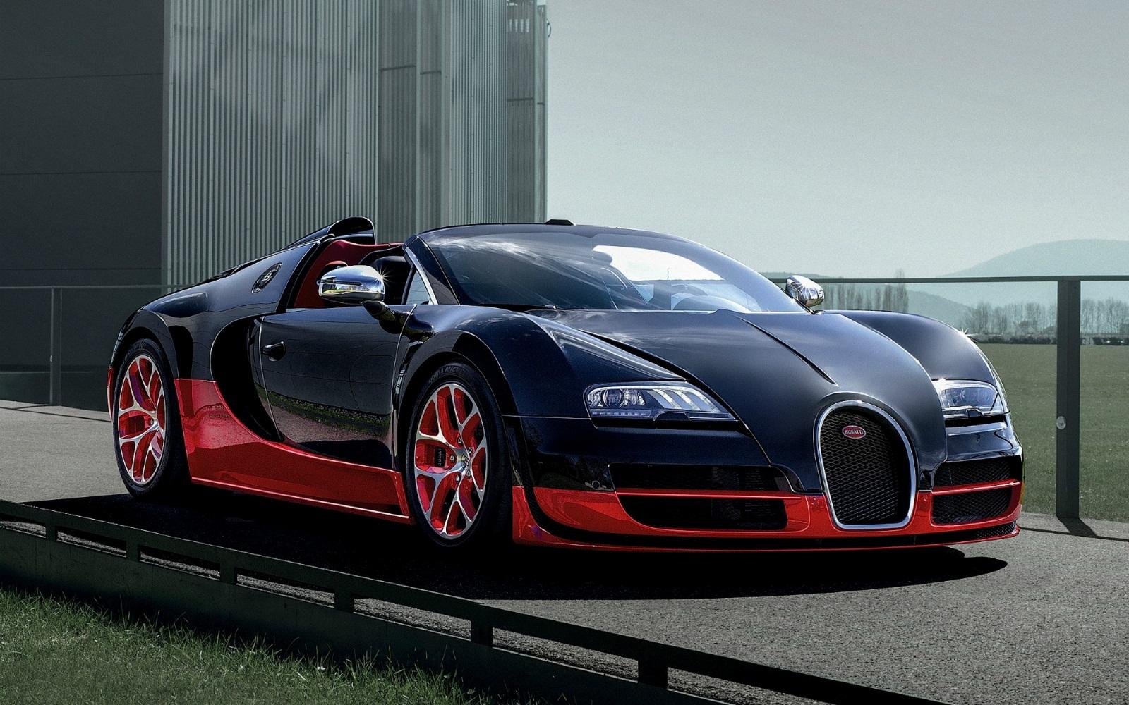 Sport Car Garage: Bugatti Veyron Grand Sport Vitesse (2012