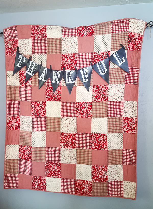 Patchwork quilt | diy beautify