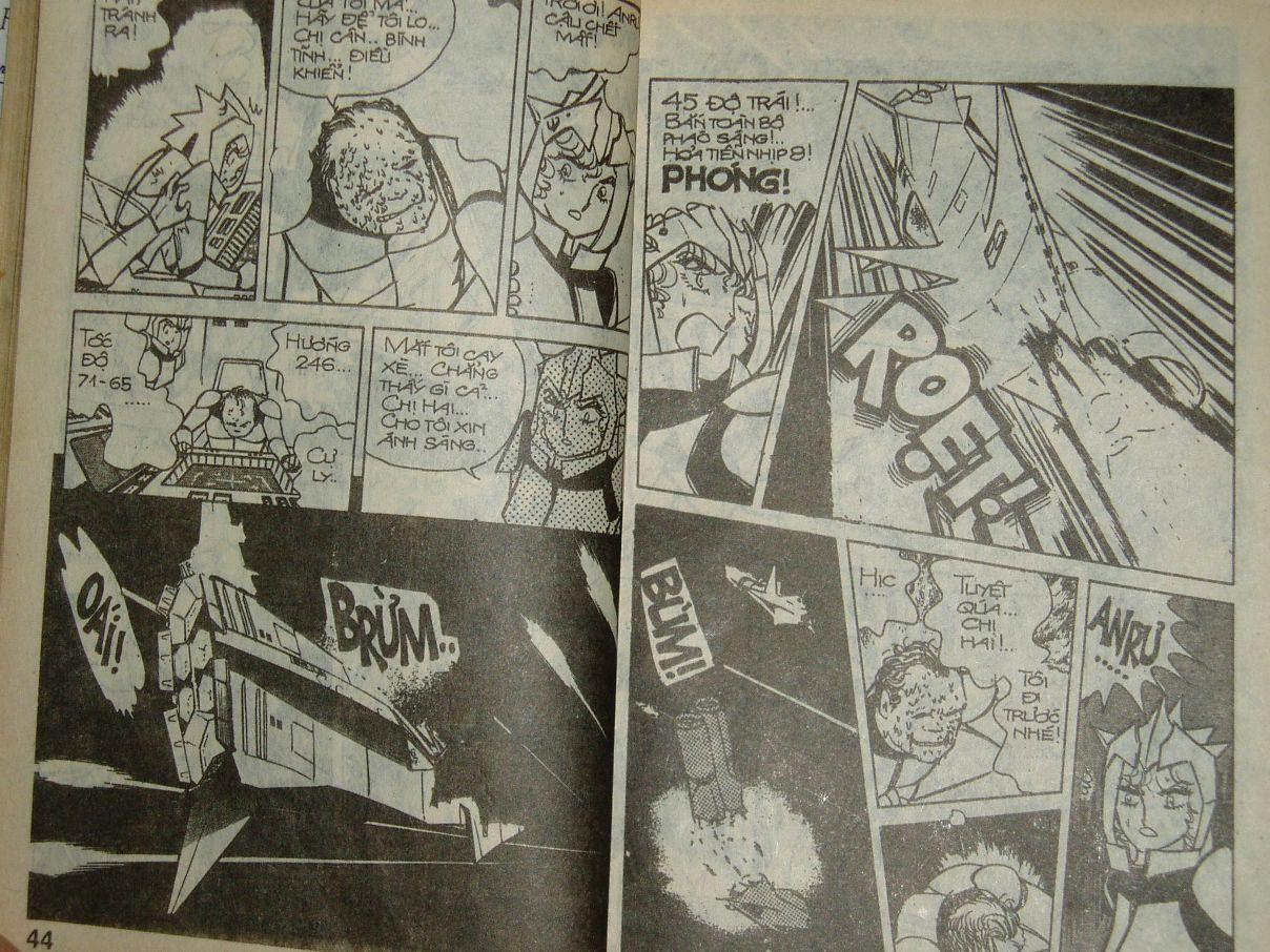 Siêu nhân Locke vol 04 trang 22