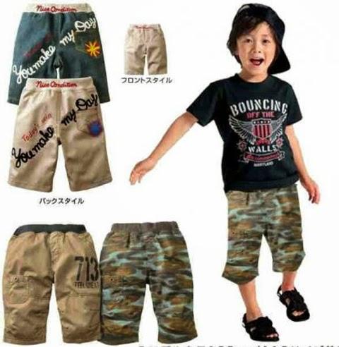 gaya pakaian anak gaul