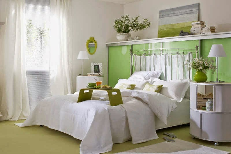 6 claves para decorar un dormitorio con poca luz decoraci n for Decorare stanza shabby