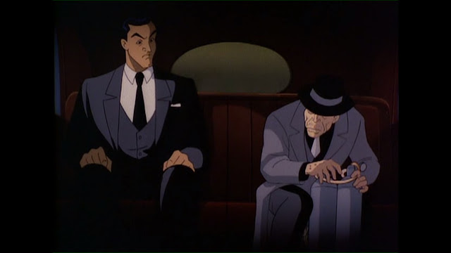 Batman: La máscara del fantasma - DVDRip - Latino - Captura 4