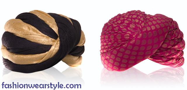 J. New-fangled Groom's Turbans Wear www.fashionwearstyle.com
