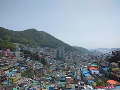 Gamcheon Culture Village Tempat Menarik di Busan Korea