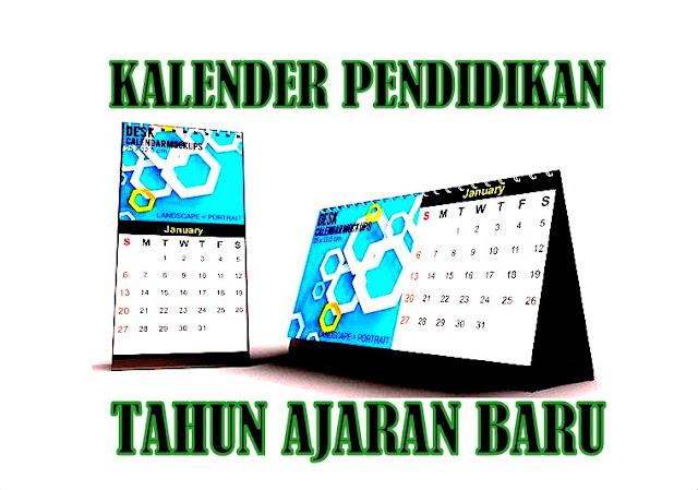 Download Kalender Pendidikan Tahun Ajaran Baru Dilengkapi Hari Efektif Kerja