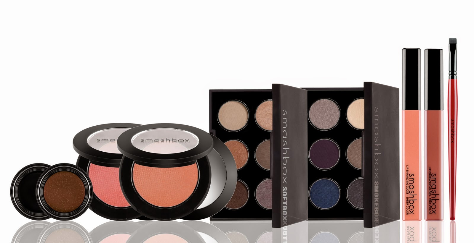 kit de cosméticos smashbox