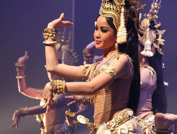 Danseuse Apsara