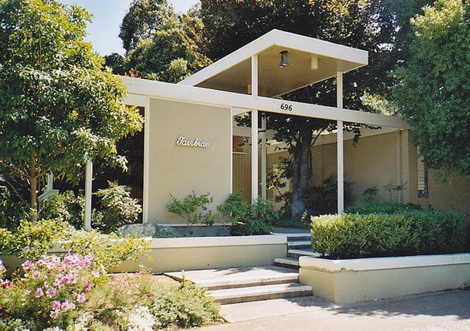 Somewhere I Would Like To Live Eichler Homes