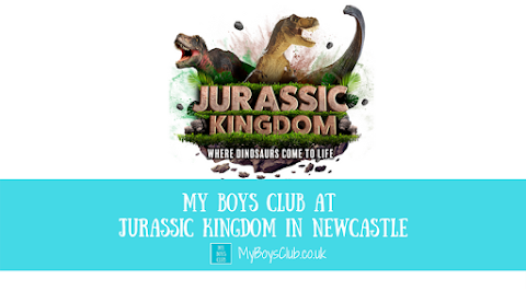 Jurassic Kingdom, Newcastle – What you need to know (PREVIEW)