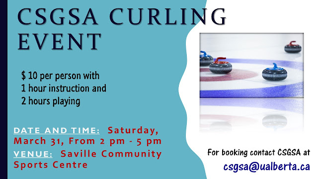 Annual Curling Event Csgsa