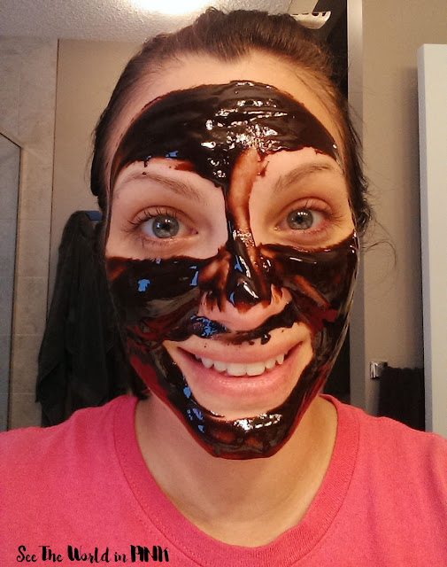 Wonderucci Cacao Brightening Mask