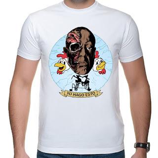 Koszulka Breaking bad Gustavo