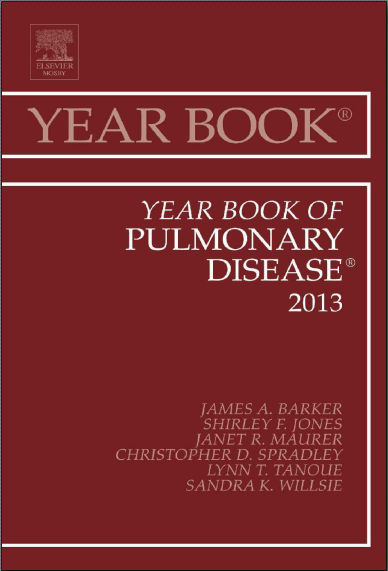 Year Book of Pulmonary Diseases 2013, 1st Edition [PDF] (Year Books)