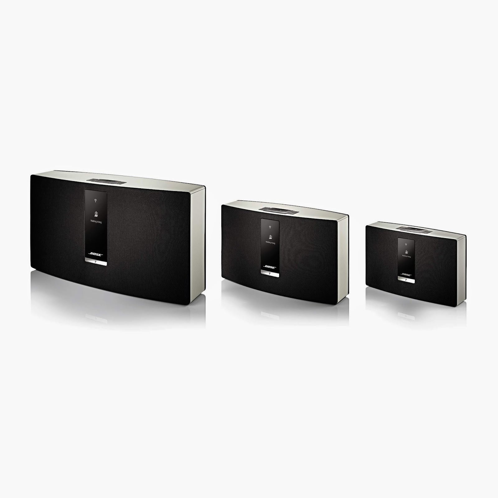 bose unveils soundtouch wifi music systems the new breed. Black Bedroom Furniture Sets. Home Design Ideas