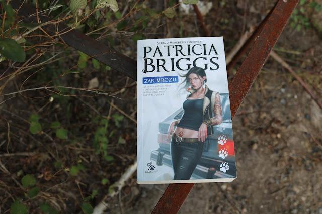 Patricia Briggs - Żar Mrozu