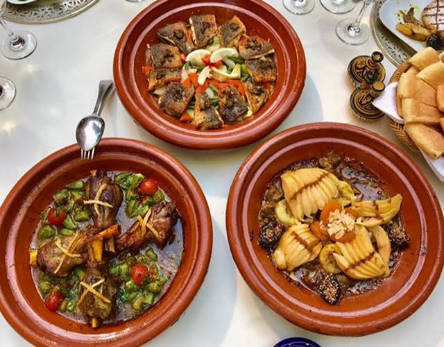 A Life in Marrakech: Top-10-list of Moroccan food