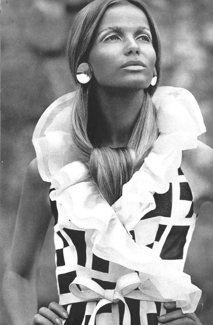 Maddie Roux Model Veruschka