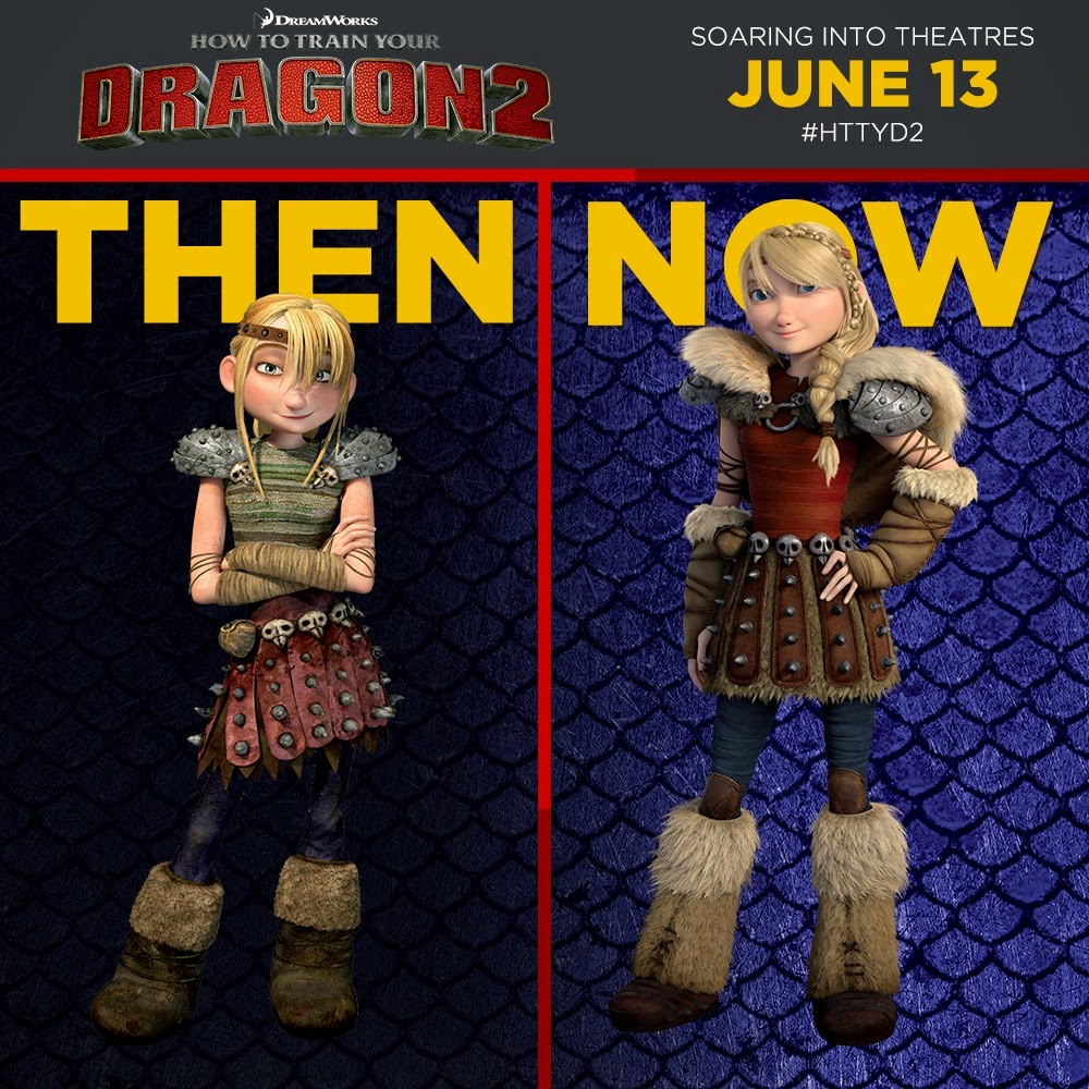 Httyd2 astrid hofferson costume breakdown the artist librarian picture of astrid hofferson at ages 15 and 20 ccuart Image collections