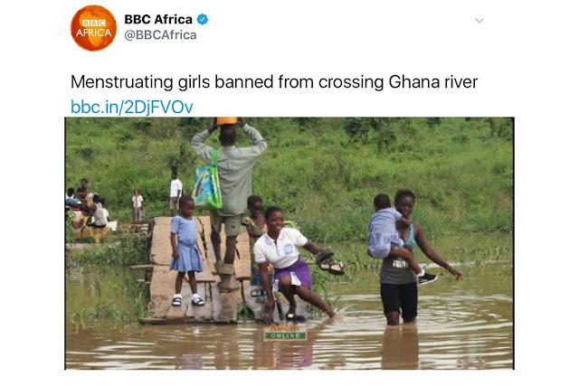Ghana River