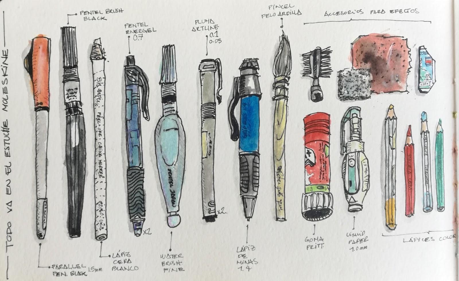 Domingo Sketchwalks De Sobre Información Recorridos 24 Dibujo K1FcJTl