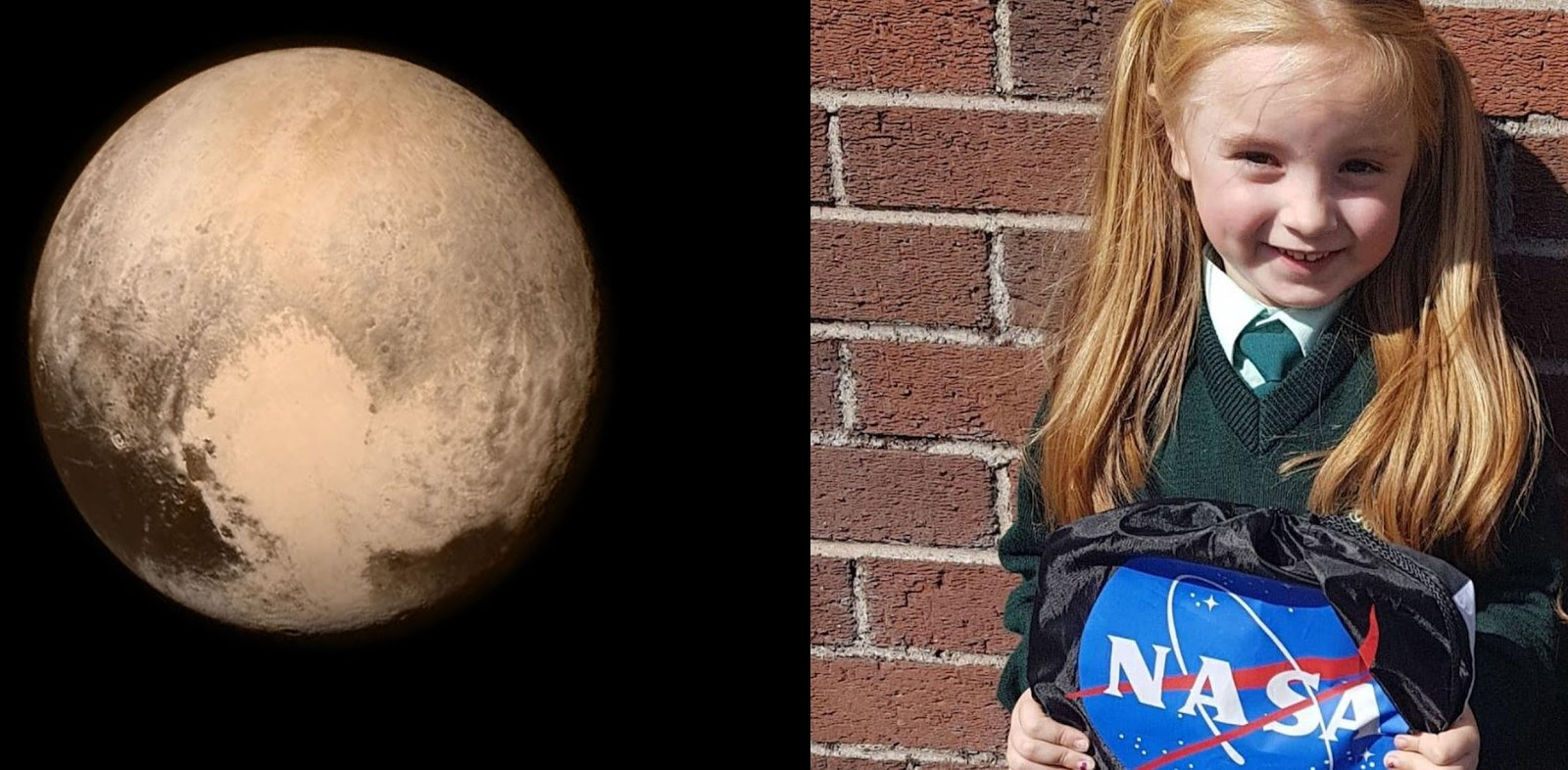 A 6 Year Old Tells Nasa To Make Pluto A Planet Again You