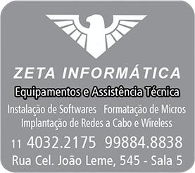 Zeta Informática renova Hospedagem de Sites para 2018
