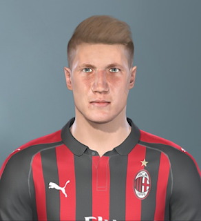 PES 2019 Faces Marco Brescianini by Sofyan Andri