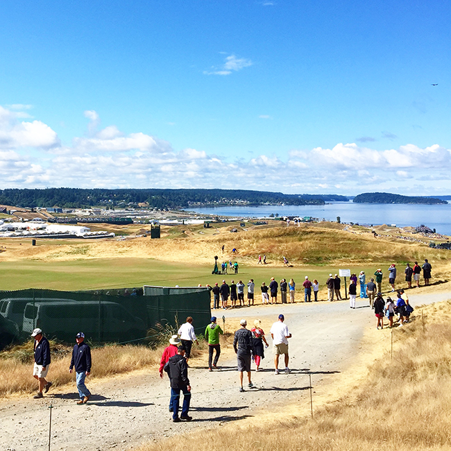 Monday Scorecard: Spectator Woes at Chambers Bay & the US Open // A Style Caddy