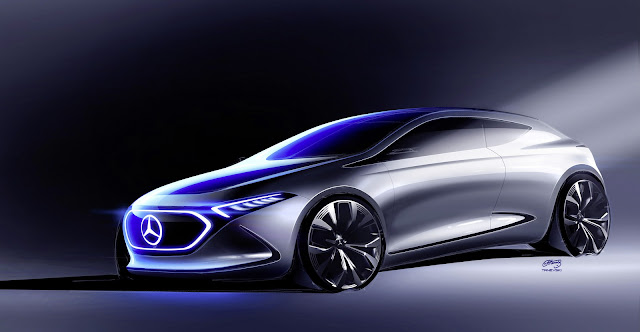 Electric Vehicles, Mercedes, Reports