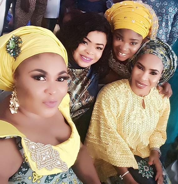 nollywood odunlade adekola brother wedding