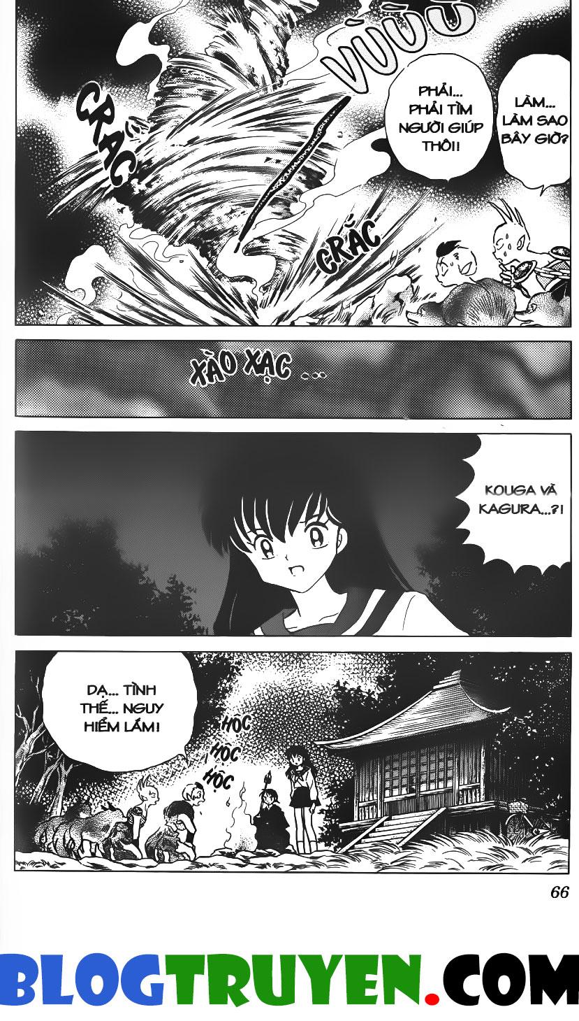 Inuyasha vol 21.4 trang 9
