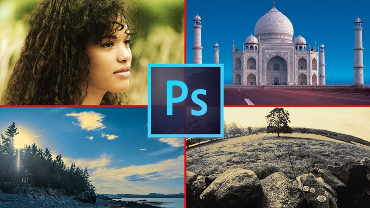 20 Steps to Mastering Photoshop - Udemy Course Free