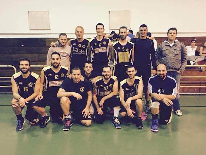 Τέσσερα μέλη της οικογένειας Ιατρίδη αγωνίζονται σε ομάδες της Θεσσαλονίκης