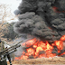 BREAKING: Niger Delta Militants Blow Up NPDC's Major Trunk, Delivery Line In Delta