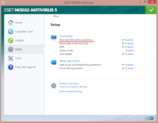 DOWNLOAD ESET NOD32 AntiVirus 4,5,6,7,8,9 ALL in One 32bit&64bit For  Windows