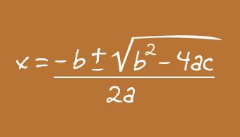 Fórmula de Bhaskara e Delta - Exemplos e exercícios resolvidos