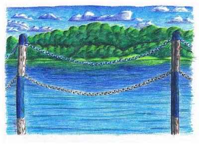 Jezioro bez łódki
