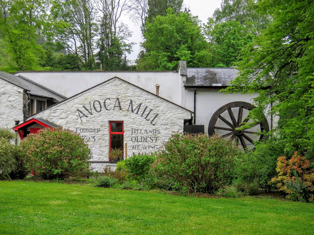 Wicklow Mountains Tour - Avoca Mill