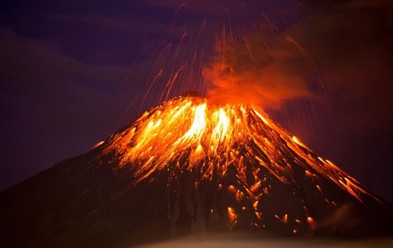 10 Letusan Gunung Berapi Terbesar dalam Sejarah