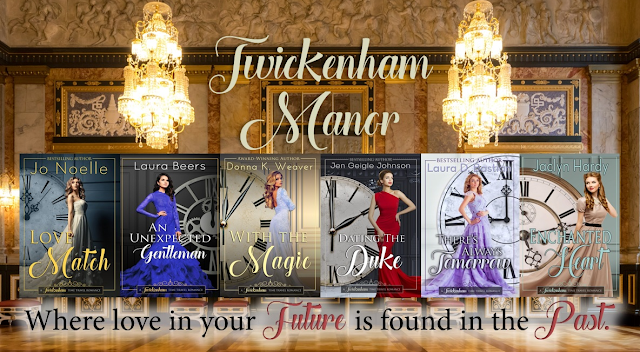 Twickenham Time Travel Romance series