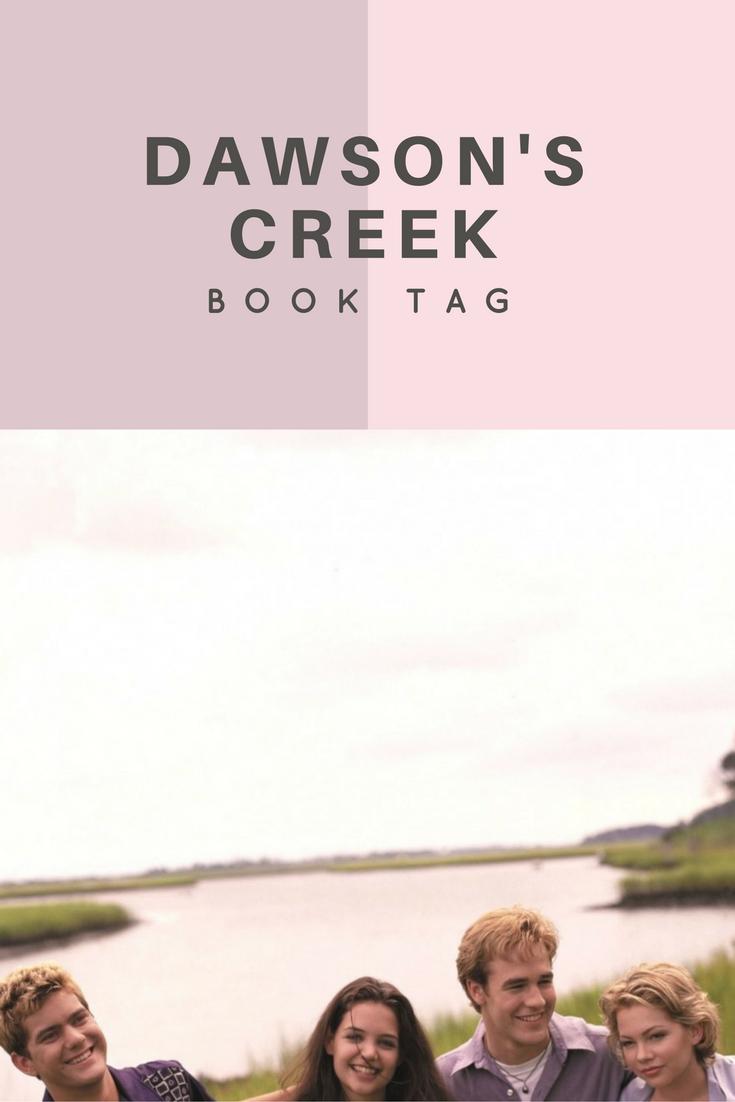 Ravacholle Lifestyle Blog Dawnson's Creek Book Tag