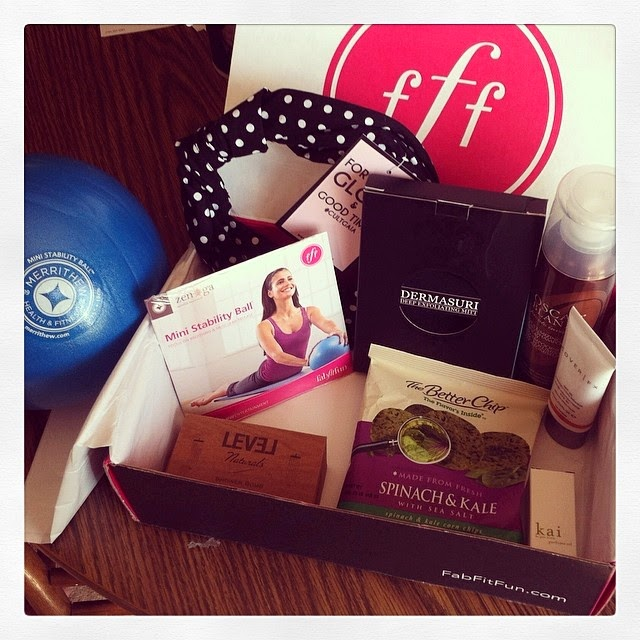 FabFitFun VIP Spring Subscription Box Review