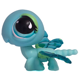 Littlest Pet Shop Collectible Pets Dragonfly (#715) Pet