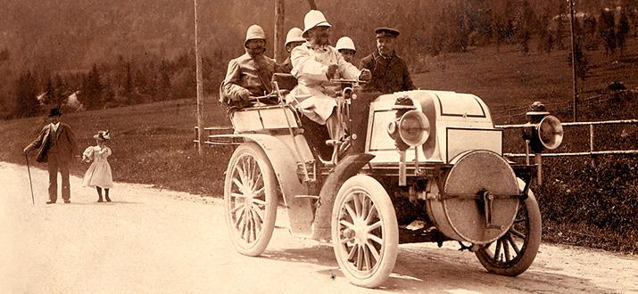 Όταν πουλήθηκε η πρώτη Mercedes στον πλανήτη Mercedes, zblog, σαν σήμερα