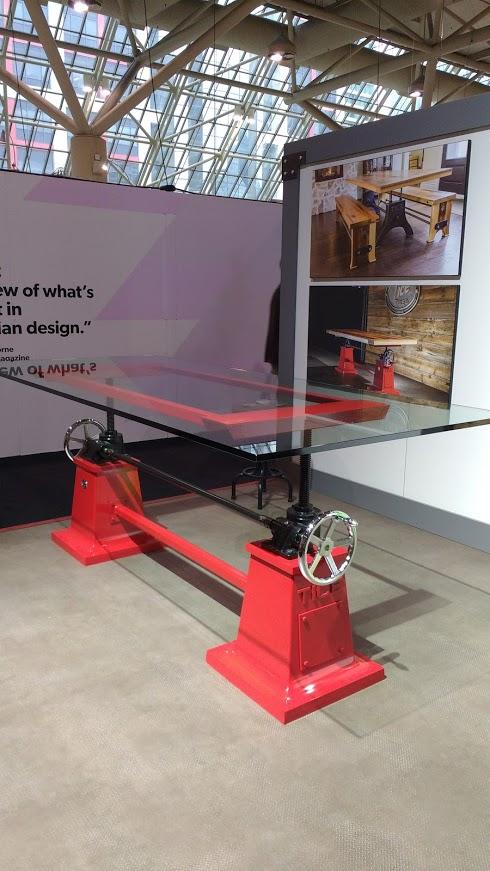 fireman table